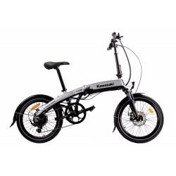 KAWASAKI Bicicletta pieghevole